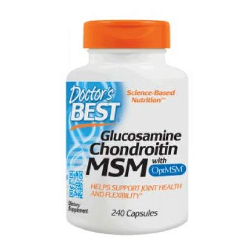 Price comparison product image Glucosamine / Chondroitin / MSM,  Pack of 3