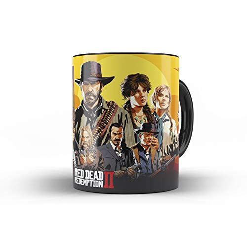 Caneca Red Dead Redemption 2