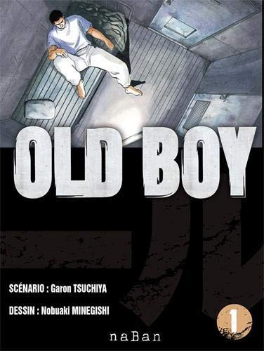 Old Boy Edition double Tome 1