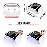 Zoom IMG-2 160w lampada per unghie aokyom