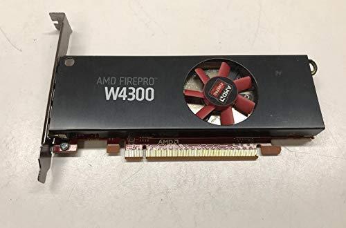 AMD 100–505973FirePro w43004GB GDDR5PCIe 3.016x 4x m-DP LP Retail en–(Componentes  Video Tarjetas gráficas)