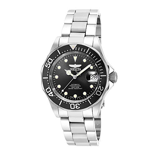 Invicta Men's 17039 Pro Diver Stainless Steel Watch with...