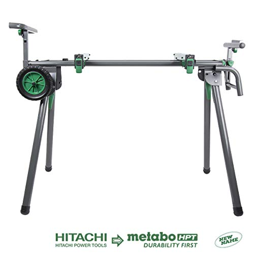 Hitachi UU240F Hitachi UU240F Heavy-Duty Miter Saw Stand, ,