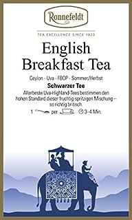 Ronnefeldt - English Breakfast Tea - Schwarzer Tee - 100g