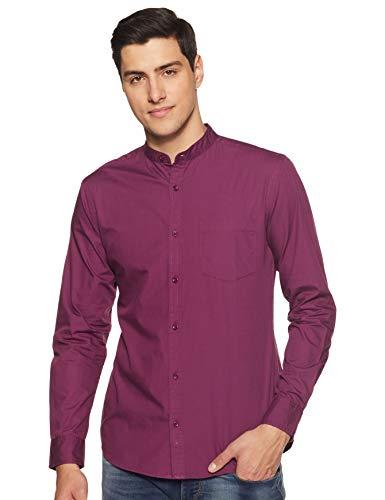 Amazon Brand – Symbol Men's Regular Fit Casual Shirt