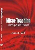 Micro Teaching: Technique and Practice