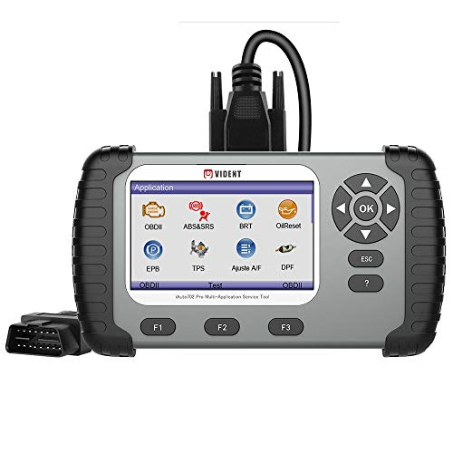 Best Review Of VIDENT iAuto 702Pro ABS,SRS Scan Tool with 19 Maintenances Special Funtion IMMO,DPF,E...