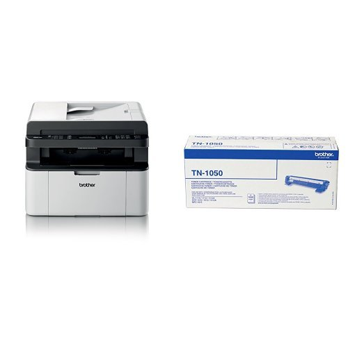 Brother MFC-1810 Multifunzione Laser Bianco e Nero, Funzione Stampa/Copia, Sistema di Stampa Laser/Laser Standard Generica