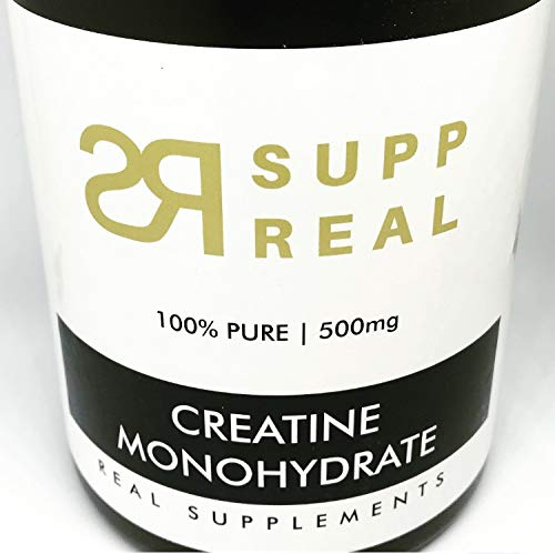 Creatine Micronised Monohydrate optimum preworkout Powder formulated for lean Muscle growth unflavoured 500g 100 servings