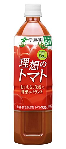 伊藤園 理想のトマト 900g×12本