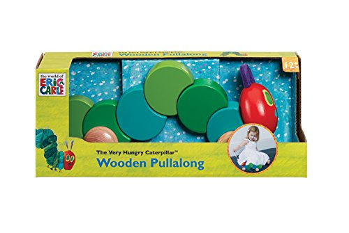 THE VERY HUNGRY CATERPILLAR - The Very Hungry Caterpillar Pull Along Caterpillar