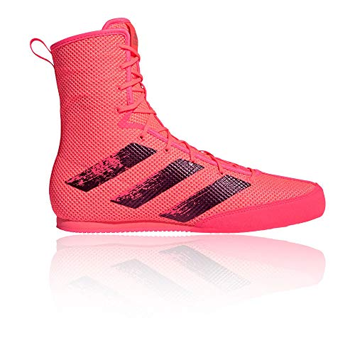 adidas Box Hog 3 Boxschuhe – AW20, Pink - rose - Größe: 48 EU