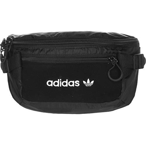Adidas Premium Essentials GD5000 - Borsa a vita grande, unisex, GD5000, taglia unica, colore: Nero