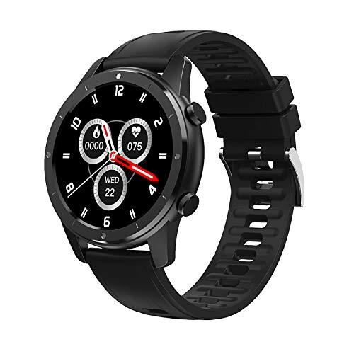XSWZAQ [Nueva actualización 2021] Reloj Deportivo Inteligente, Fondo de Pantalla Personalizable, Reloj multifunción con Llamada Bluetooth