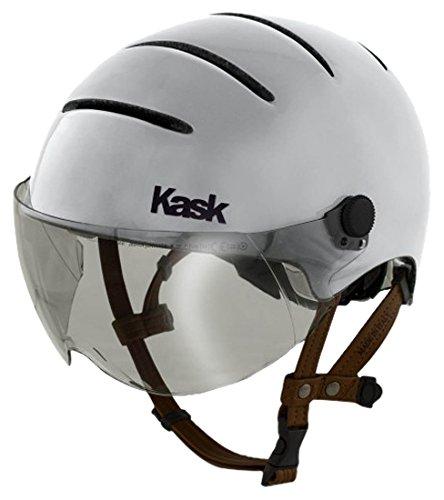 Kask Urban Lifestyle - Casco Unisex, Color Antracita, tamaño L