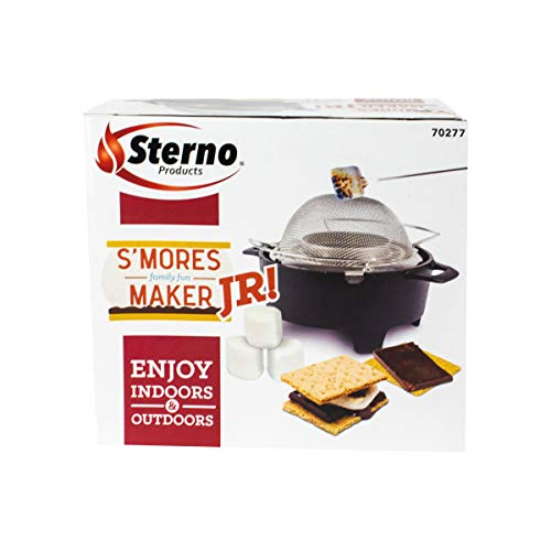 Sterno 70277 Smores Maker, Junior, Black
