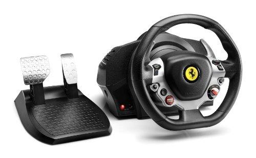 Guillemot 4468002 - TX RACING WHEEL FERRARI F458 ITALIA EDITION XB1/PC