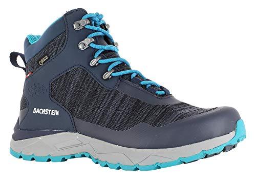 Dachstein W Gaisberg GTX Blau, Damen Gore-Tex Wanderschuh, Größe EU 37.5 - Farbe Dark Blue