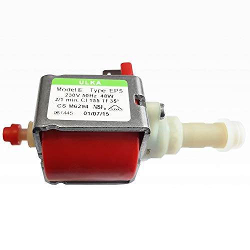 SAECO Ulka EP8 Vibration Pompe 230-240 V 26 W 50 Hz Machine à café expresso