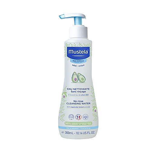 Mustela Agua limpiadora sin enjuague [1x 500ml] [4.38]