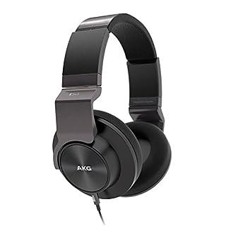 AKG K545 BLK Studio-Quality, Closed-Back, Over the Ear Headphones (Black) (B00E89ASQK) | Amazon price tracker / tracking, Amazon price history charts, Amazon price watches, Amazon price drop alerts