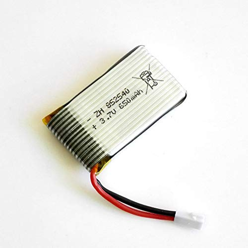 (HIZLI) Replacement() for BATTERY for ScharkSpark Guard Drone (Model:FQ36)