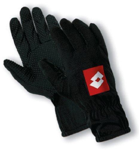 Lotto Spielerhandschuhe Glove Winter II, Herren, Gr. 11 (Handschuhgr.), schwarz/rot/weiß