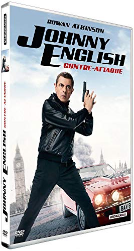 Johnny English contre-attaque [Francia] [DVD]