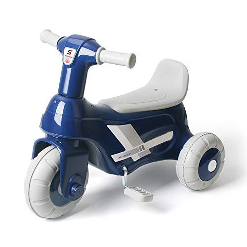 LTLGHY Moto Elétrico para Crianças, Carro Triciclo Criança Com Chifre E Assento Ergonômico Recarregável Carros De Bateria Recomendado para Crianças 3 Anos