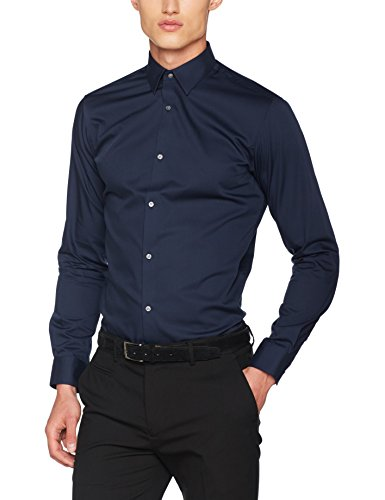 JACK & JONES PREMIUM heren Jprnon Iron Shirt L/S Noos Businesshemd