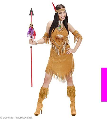 Widmann wid02162–Kostüm für Erwachsene Indiana WEEKO, mehrfarbig, M