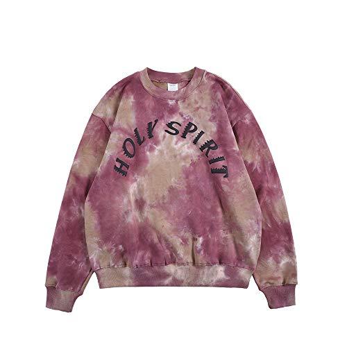 NAGRI Kanye Holy Spirit Tie Dye Batik Sweatshirt
