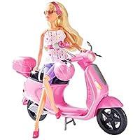 Simba 10 573 0282  - Steffi Love, scooters hotel de cinco estrellas, scooters, incluyendo Pupp [importado de Alemania]