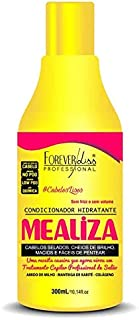 Condicionador Maisena Mealiza, FOREVER LISS, 300ml