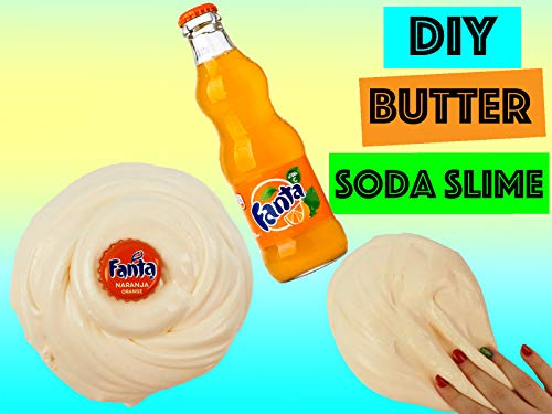 Diy Butter Soda Slime