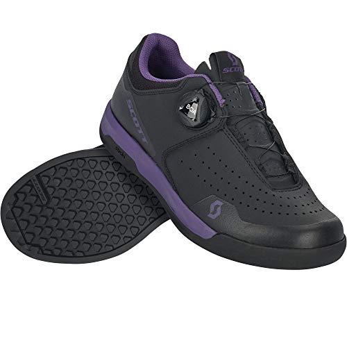 Scott Sport Volt Damen Dirt MTB Fahrrad Schuhe schwarz/lila 2021: Größe: 40