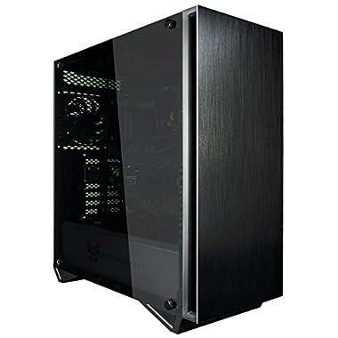 Empowered PC Sentinel Gamer PC (Liquid Cooled Intel Core i9, 32GB RAM, 512GB NVMe SSD + 2TB HDD, NVIDIA GeForce RTX 3060…