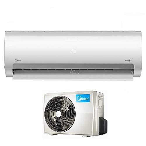 Climatizzatore mono split PRIME 12000 Btu MIDEA classe A++/A+ inverter nuovo refrigerante R32