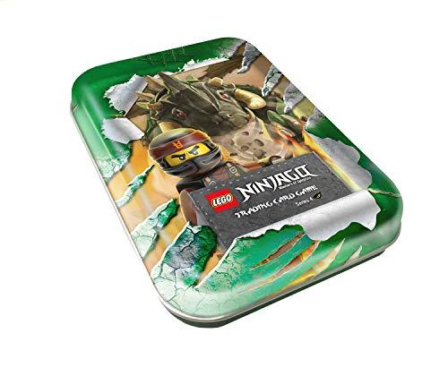 Top Media 180347 Lego Ninjago Serie IV - Juego de Cartas