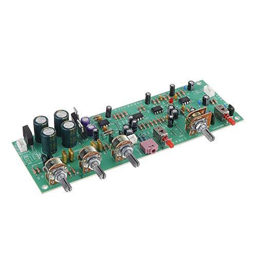 KASILU Dlb0109 DX338A Serie Forepart Tuner Tablero Amplificador Battlefront Board PREAMP TOBET...