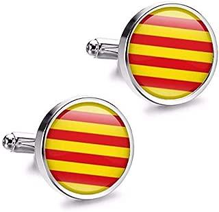 Amazon.es: Bandera de Cataluña: Joyería
