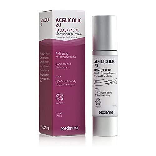 Sesderma Acglicolic 20 Facial Gel-Crème 50 ml