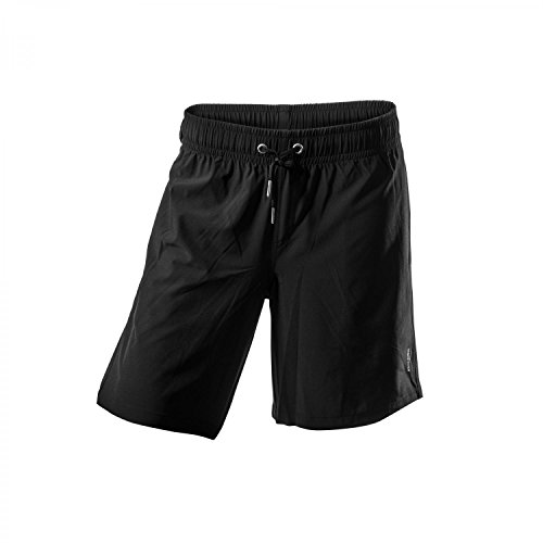 Venice Beach Damen Shorts Seychi, Schwarz, XL