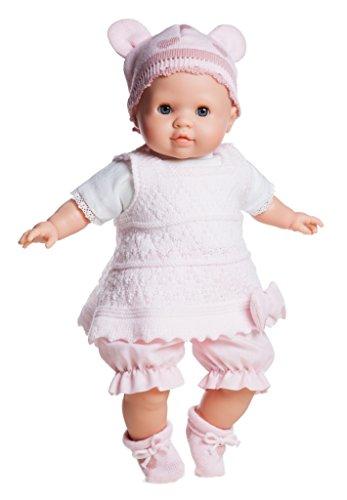 Paola Reina 57003Kleid mit Schuhe für 34cm Puppe Lola