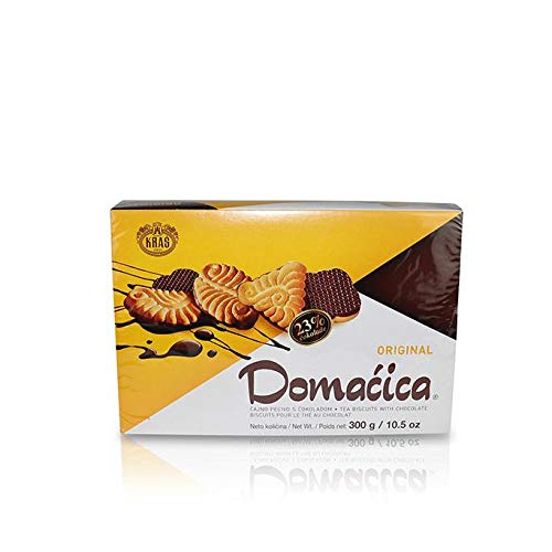 Kras Domacica Kekse 300g Schokoladenkekse Teegebäck