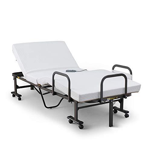 折りたたみ電動リクライニングベッド OTB-BDH シングル