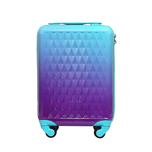 XLY kinderen dragen op bagage met wielen, Travel koffer voor meisjes peuters, 15 inch, 17 inch