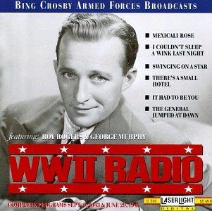 WWII Radio Broadcast Complete Program Sept. 9, 1943 - June 29, 1944