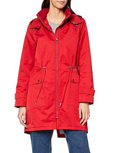 Esprit 010ee1g308 Manteau, Rouge (Dark Red 610), XX-Large Femme