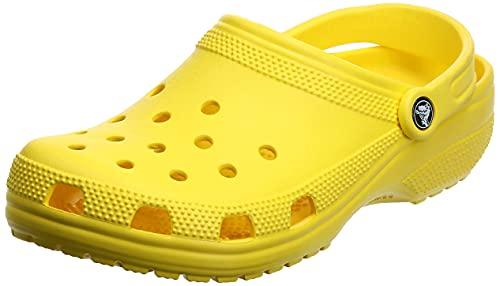 Crocs 10001, Classic Old Unisex Erwachsene, Gelb, 42/43 EU